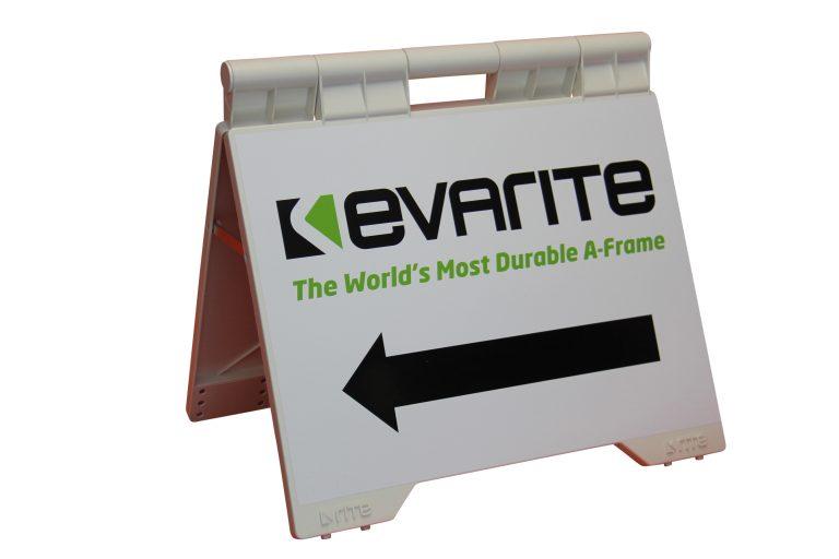 a frame flip over durable plastic evarite brand